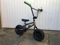 Venom Mini BMX Bike Raw