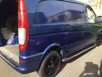 Mercedes vito one off compact