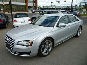 2011 Audi A8 4.2 Premium LEATHER/SUNROOF/ALLOYS