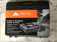 Brand New Single Burner Camp Stove