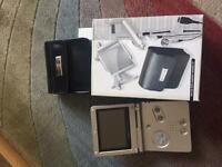Gameboy Advance SP Silver