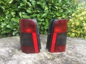 Citroen Berlingo Van Rear lights