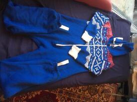 Onesies and sleeping bag
