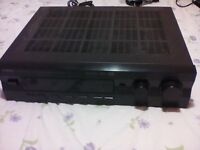 Yamaha natural sound processor/amplifier DSP-E800