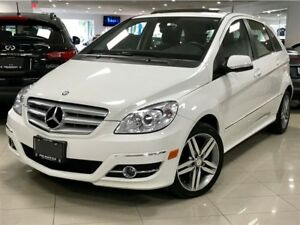 2011 Mercedes-Benz B-Class B200 Turbo|NO ACCIDENT|SERVICED BY MB