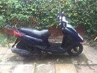 Yamaha vity moped 125cc