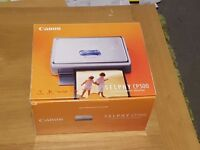 Fantastic compact canon selphy cp500 photo printer BRAND NEW