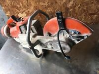 stihl ts 350 super Disc Cutter