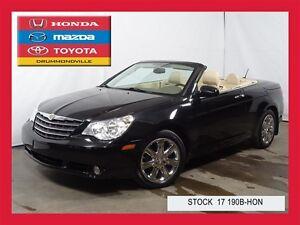 2010 Chrysler Sebring Limited+V6+GPS+CUIR+42 767 KILO+++