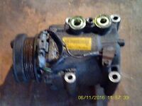 Ford Zetec Air Conditioning Pump