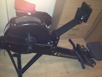 Concept 2 Model D rower black with PM5 Monitor