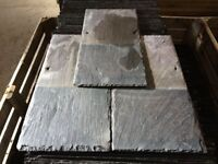 20 X 10 RECLAIMED 'GRADE A' WELSH SLATE - LARGE STOCK