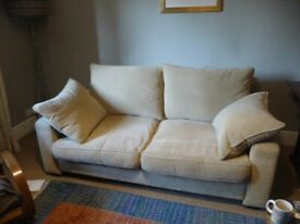 Collins & Hayes large 2 seater/3 seater sofa