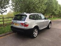 2004 BMW X3 3,0 litre 5dr automatic