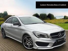 Mercedes-Benz CLA CLA220 CDI AMG SPORT (silver) 2014-06-30