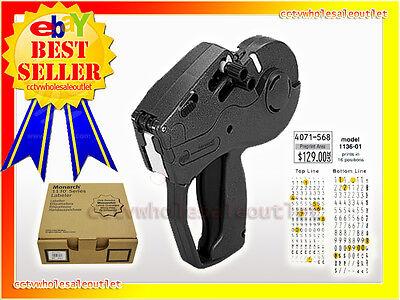 Genuine Brand New Monarch 1136-01 Price Gun Labeler