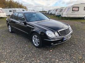 06 Mercedes E280 CDi Avantgarde Auto