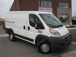 Great Work Truck 2014 RAM 1500 PROMASTER CARGO $17,999 Certified