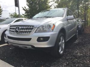2008 Mercedes-Benz M-Class LEATHER/ROOF
