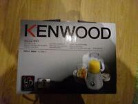 KENWOOD smoothie maker SB055 (Smoothie 2 go)