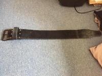 Pioneer fit weightlifting belt
