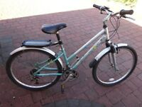 Ladies Bicycle. Falcon Horizon. 13.5 inch frame.