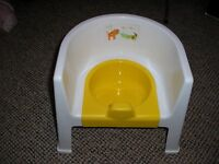 Mothercare Toilet Training Potty Seat