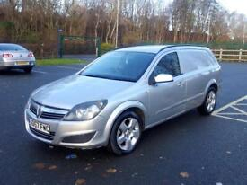 2007 57 Vauxhall Astra 1.7 cdti sportive ✅ low milage✅ tow bar ✅ clean van