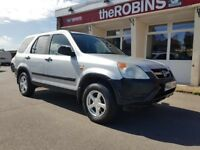Honda CR-V (I-VTEC) SE - Manual