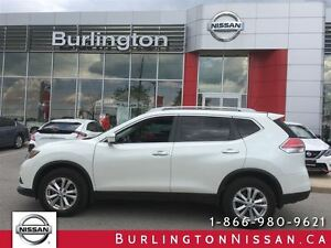2015 Nissan Rogue SV, AWD, ACCIDENT FREE !