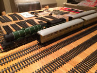 Hornby and Triang Train Set