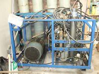 HP Bauer Compressor