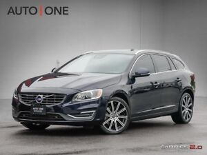 2016 Volvo V60 AWD | PREMIER | LOADED