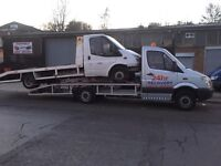 24/7 recovery service, south yorkshire, all over the UK and outside the Uk anytime
