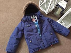 Boys coat TU age 9-10 ex condition worn twice!!