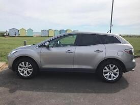 Mazda CX7 SUV 5 door low mileage excellent condition