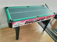 Kids Pool Table with ice hockey and table tennis