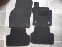 VW GOLF MK 7 HATCHBACK CARPET MATS.