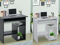 *BRAND NEW* COMUTER DESK WITH TRAY