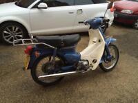 Honda C90 1984 110cc