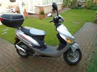 Direct Bikes 50cc Scooter For Sale
