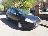 2007 Fiat Punto 1.2! 12M MOT! 45mpg! FSH! Cheap reliable bargain!