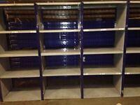 DEXION impex industrial shelving 2.1m( storage , pallet racking )