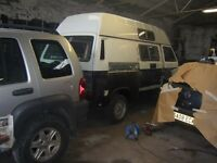 FULL RESTORATIONS AND PAINT JOBS CARRIED OUT ON ALL VEHICLES LORRYS CAMPERS CLASSIC CARS RS ETC