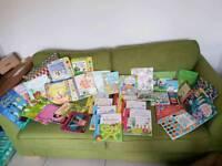 Work from home RRP £3000 + usborne children's books sell job lot stock