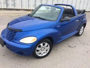 2005 Chrysler PT Cruiser CONVERTIBLE ! ALLOY!