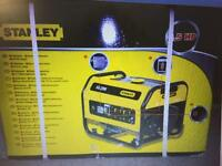 Stanley Generator 2kw 230v