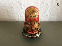 Russian doll / patterned eggs various (S-V) please see prices in details