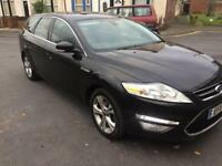 2011 11reg Ford Mondeo 2.0 tdci Titanium Black Estate