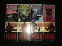 The Walking Dead Comics - 80,89,90,96-110